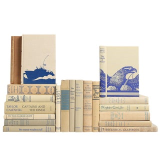 Sand & Sapphire Book Selections - Set of 20