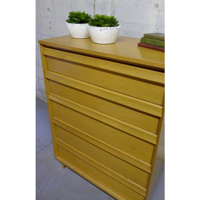 Baumritter Mid-Century Modern Dresser - Image 6 of 6