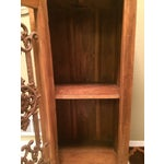 Image of Teak Bookcase Cabinet