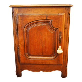 A Louis XV Confiture or Single Door Cabinet