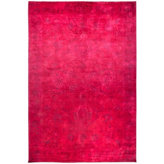 """Vibrance, Hand Knotted Area Rug - 11'10"""" X 17'10"""""""