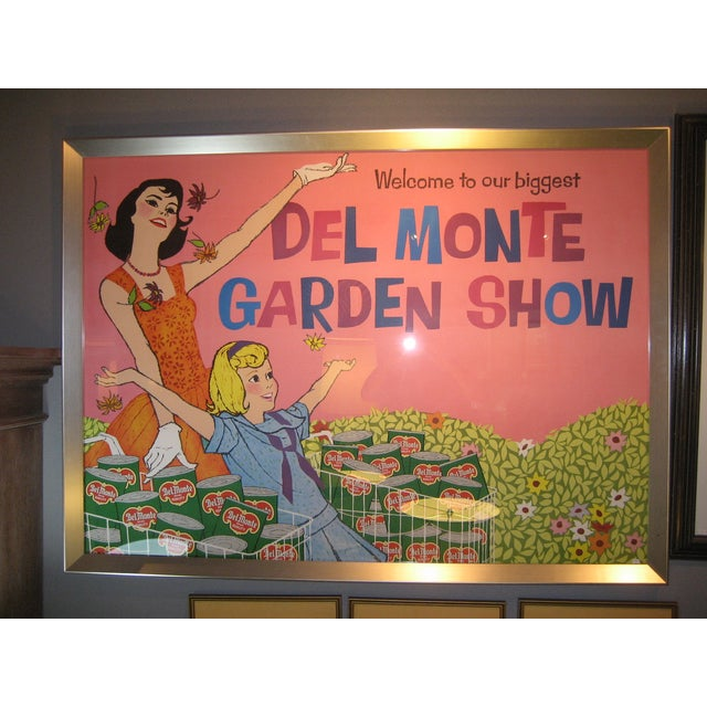 Del Monte Garden Show Poster - Image 2 of 3