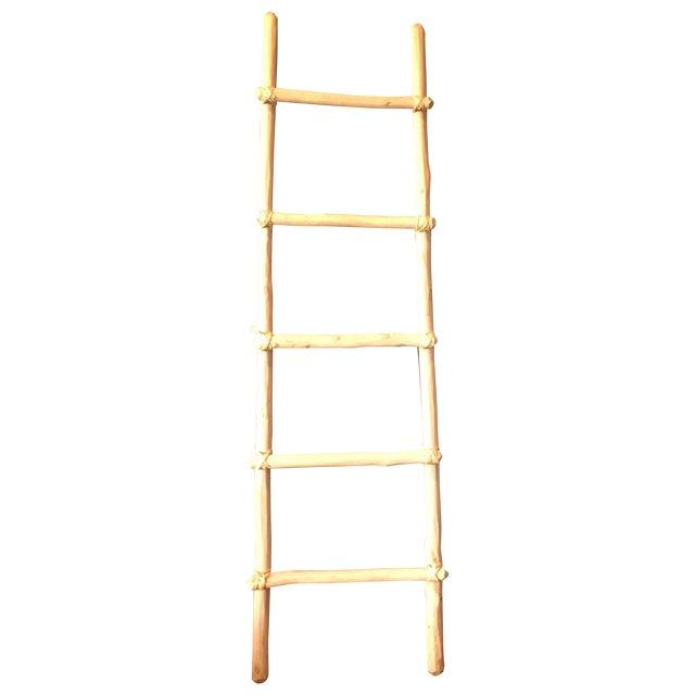 Bamboo Ladder - Image 1 of 7