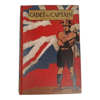 British Edwardian Scouting Book