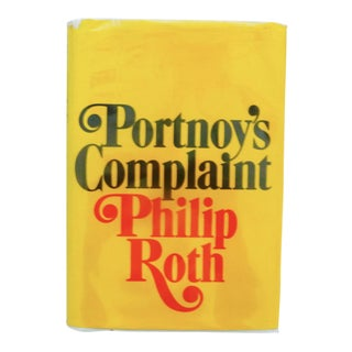 'Portnoy's Complaint' by Philip Roth, 1st Printing