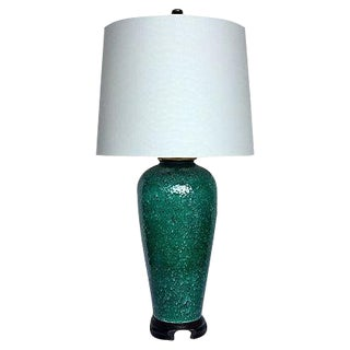 Green Sarreid Table Lamp