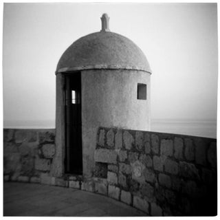 """Turret"" Black & White Vintage Film Camera Photograph"