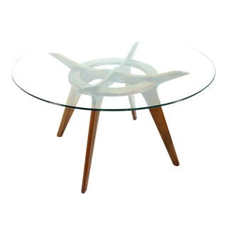 Adrian Pearsall Walnut Dining Table