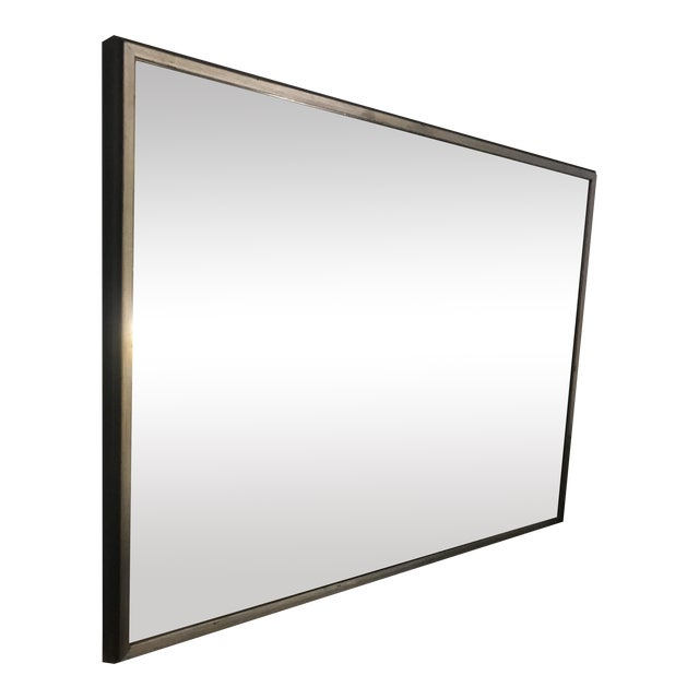 Ethan Allen Rosette Wall Mirror - Image 1 of 4