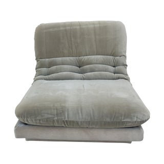 Slipper Lounge Chair by Vladimir Kagan for Carsons