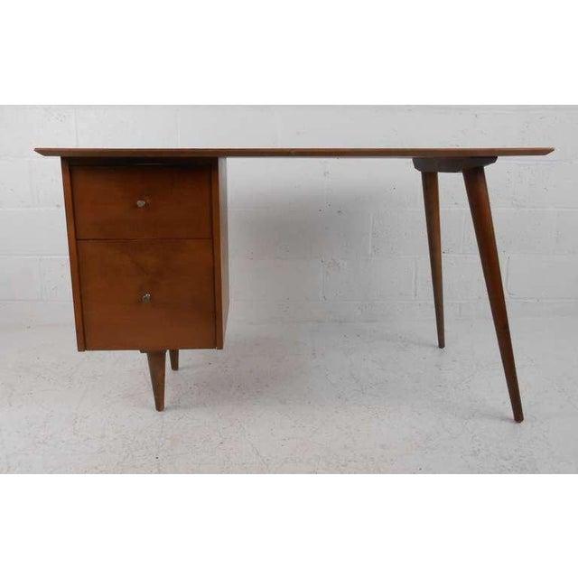 Mid-Century Modern Paul McCobb Desk - Image 3 of 6