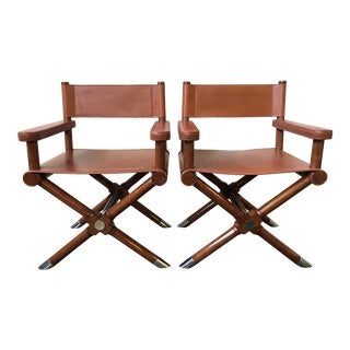 Ralph Lauren Home Modern Hollywood Director's Chairs