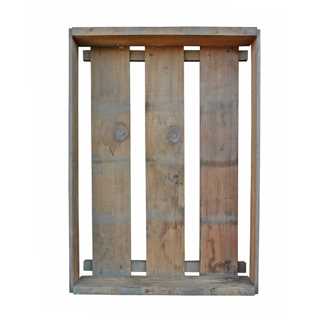 Vintage Wooden Berry Crates - Set of 3 - Image 4 of 4