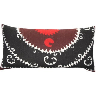 Tribal Uzbek Pillow