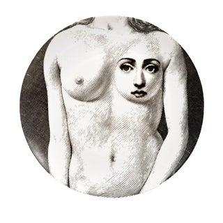 Vintage Piero Fornasetti Tema E Variazoni Plate