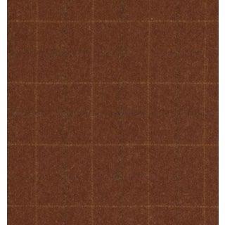 Duralee Persimmon Wool Fabric - 8.5 Yards