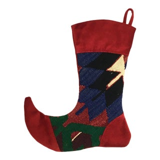 Kilim Christmas Stocking | Jonah