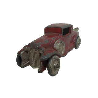 Antique Cast Iron Car Tootsie Toy