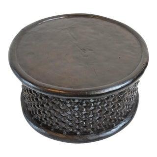Bamileke Coffee Table / Stool