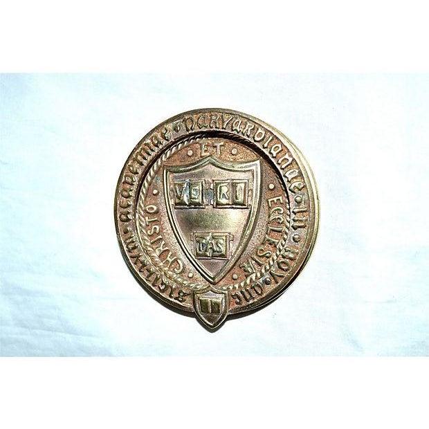1915 Harvard University Door Knocker - Image 9 of 11