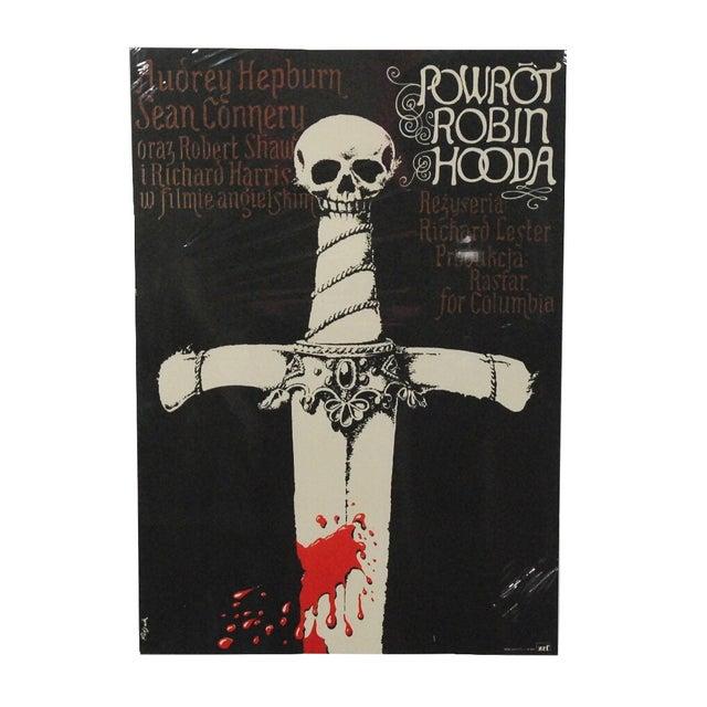 Image of Powrot Robin Hooda Polish Film Poster
