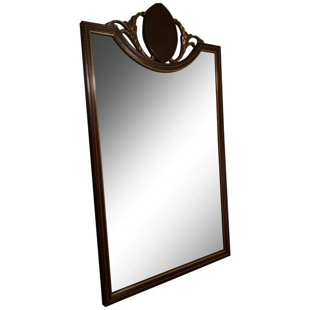 Image of Rway Northern Furniture Mahogany Wall Mirror