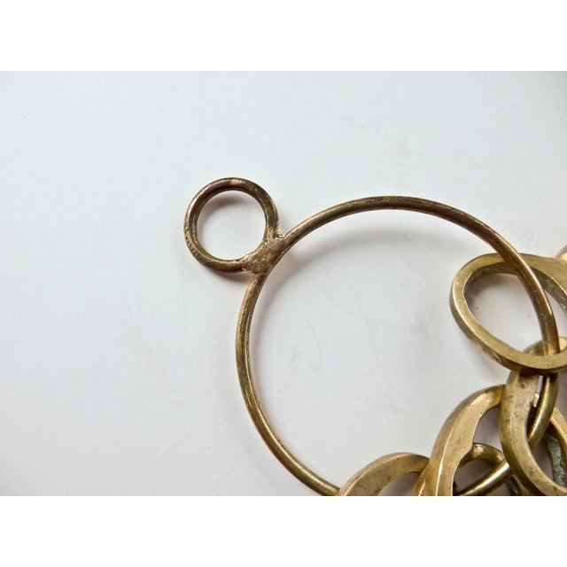 Vintage Brass Skeleton Keys - Image 9 of 9