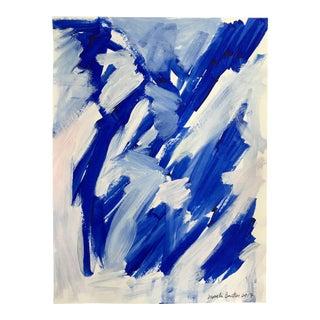 "Jessalin Beutler ""No. 23"" Acrylic Painting"