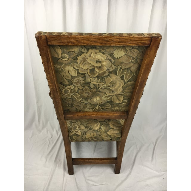Spanish Arm Chair - Image 5 of 11