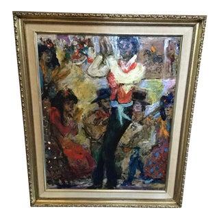 """Mexican Dancer"" by Pascal Cucaro"