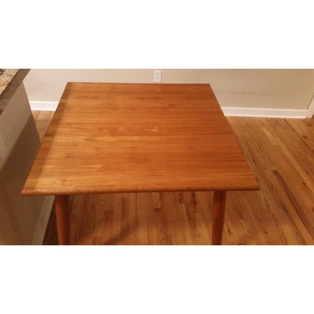 Gloster Furniture Teak Table  Chairish