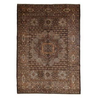 """Ziegler Hand Knotted Area Rug - 5'8"""" X 8'"""