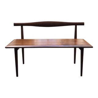 Stewart MacDougall & Kipp Stewart Bench by Winchendon Furniture