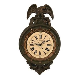 Vintage Federal Eagle Clock