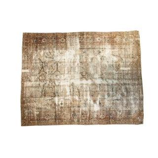 """Distressed Mahal Carpet - 6'9"""" x 8'6"""""""