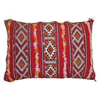 Moroccan Berber Motif Pillow