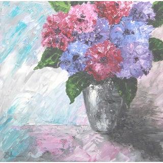 Hibiscus Bouquet-Floral by Celeste Plowden