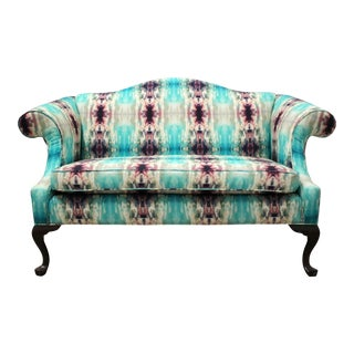 Boho Chic Custom Loveseat