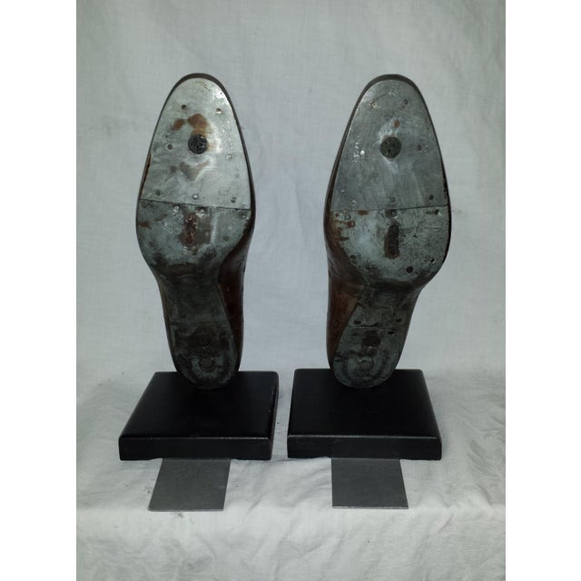 Wooden Shoe Forms For Sale