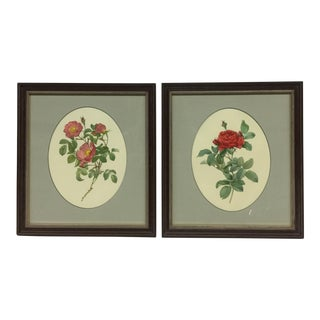 Still Life Floral Prints - A Pair