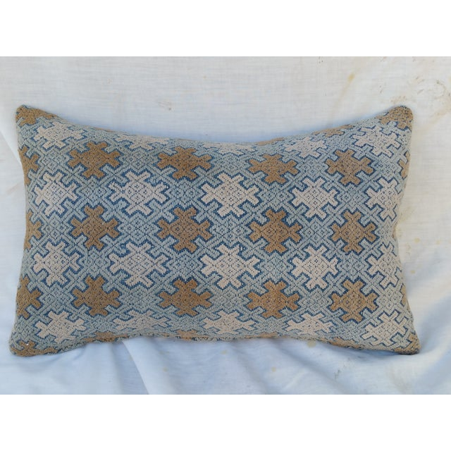 Hill Tribe Silk Embroidered Pillow - Image 2 of 5