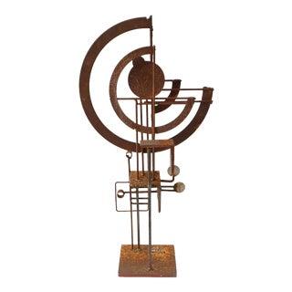 Frank Cota Brutalist Sculpture