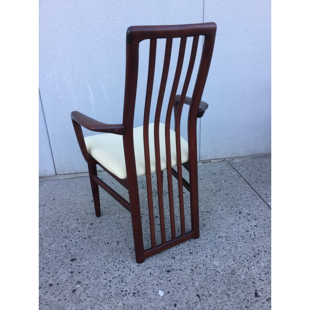 Danish Modern Dining Chairs - Set of 6 - Image 10 of 11