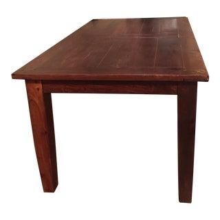 Room & Board Farmhouse Dining Table