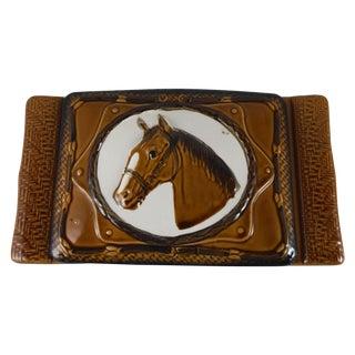 Majolica Horse Box