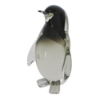 Vintage Murano Glass Penguin