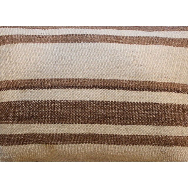 Beige Kilim Pillow - Image 4 of 4
