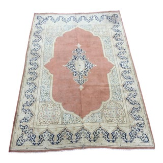"Persian Kerman Lavar Rug (Royal Kerman) - 6'4"" x 9'11"""