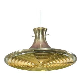 Brass Hans-Agne Jakobsson Ceiling Lamp