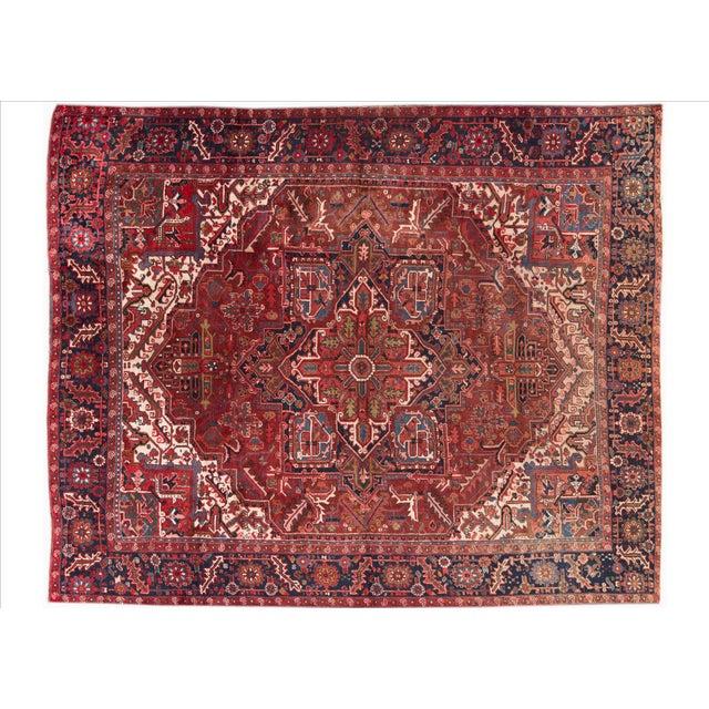 Image of Apadana-Persian Rug - 8′10″ × 10′9″